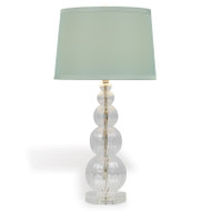 Alessandra Lamp With Seafoam Green Shade
