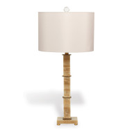 Rialto Marble Gold Lamp