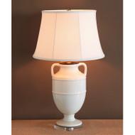 Lantana Ivory Lamp