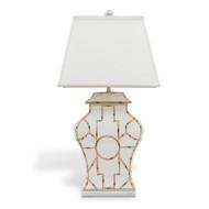 Baldwin White Lamp