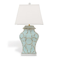 Baldwin Blue Lamp