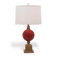 Rutherford Ruby Lamp