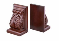 Small Acanthus Bookends