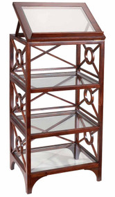 Floor Library Stand