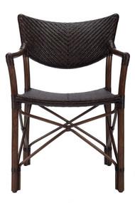 Henny Arm Chair- Cinnamon