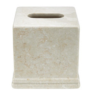 Marble Tissue Cover-Beige