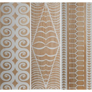 Ohana Trio Panels - Set of 3