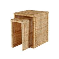 Pamona Nesting Tables - Natural