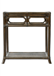 Regeant Side Table With Glass