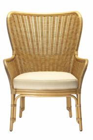 Sheridan Nutmeg Wing Chair
