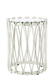 Sona Spot Table With Glass Top