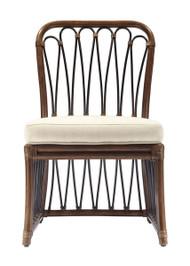 Sona Espresso Side Chair