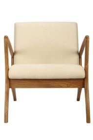 Soren Ventura Lounge Chair Teak