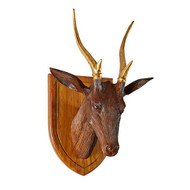 Stag Head Antelers