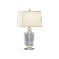 Artemis Accent Table Lamp - Crystal