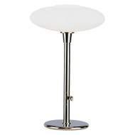 Rico Espinet Ovo Table Lamp - Polished Nickel