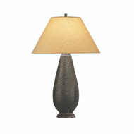 Beaux Arts Table Lamp - Antique Rust