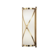 Chase Wall Sconce - Antique Brass