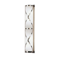 Chase Wall Sconce - Polished Nickel