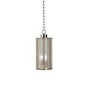 Cole Pendant - 17 in - Polished Nickel