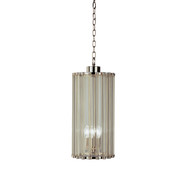 Cole Pendant - 22 in - Polished Nickel