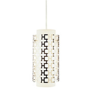 Jonathan Adler Parker Pendant - Polished Nickel
