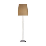 Rico Espinet Buster Floor Lamp - Polished Nickel