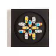 Shadow Box 'Traffic Jam' - Set of 2