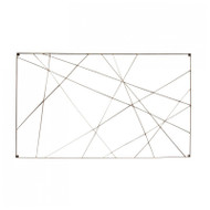 "Intersect 60""L Wall Art"