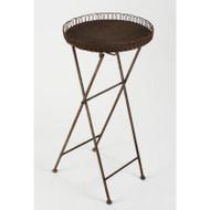 Metal Table, Set Of 2