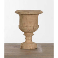 Classic Wooden Urn