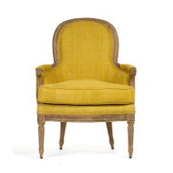 Sebastian Club Chair - Elm