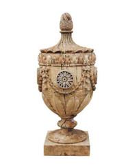 Lea Wooden Urn