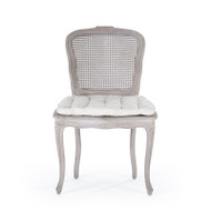 Annette Chair - Antique White