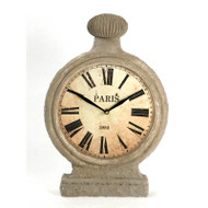 Plaster Clock