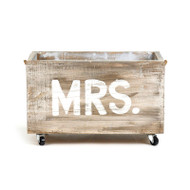 "Small Cart ""Mrs."""