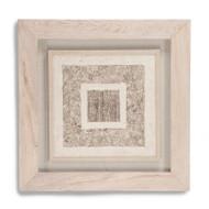 Abstract Paper Framed Art V