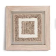 Abstract Paper Framed Art Vi