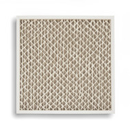 Abstract Paper Framed Art Ix
