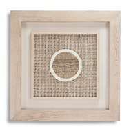 Abstract Paper Framed Art Xiv