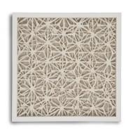 Abstract Paper Framed Art Xvi