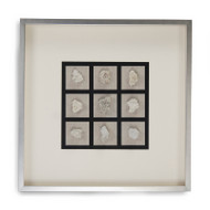 Abstract Gemstone Art