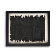 Abstract Paper Framed Art Xxii