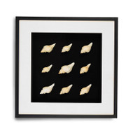 Abstract Shell Art Iii