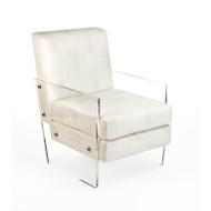 Charles Acrylic Chair