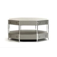 Acel Acrylic Coffee Table