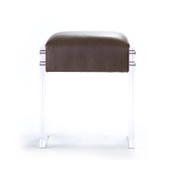 Acrylic Vanity Stool - Briar Outback
