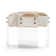 Cedric Cross Stool