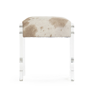 Lars Stool - Natural Hide