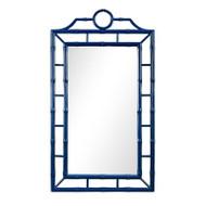 Chloe Mirror, Blue